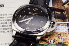 沛纳海机械手表 pam359手表