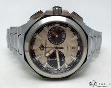 芝柏海鹰系列精钢自动机械手表