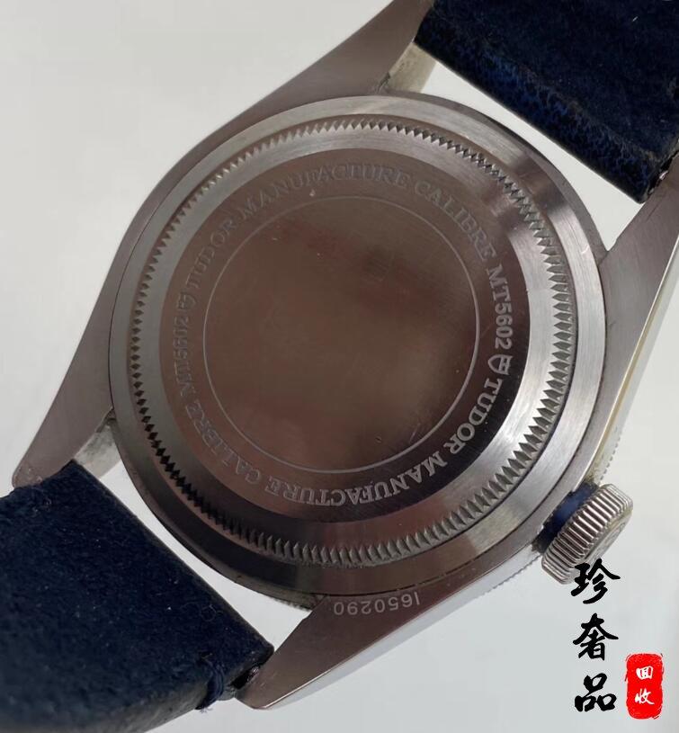 北京帝舵碧湾m79230b-0006小兰花手表哪里回收价格高一点