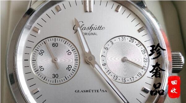 济南格拉苏蒂原创议员系列手表一般可以几折回收