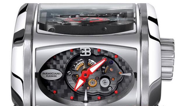 北京帕玛强尼BUGATTI TYPE370系列手表哪里回收价格高