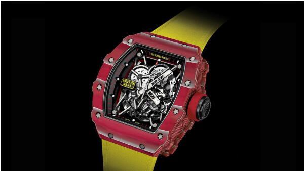 北京哪里回收里查德米尔手表,二手回收行情能有多高?