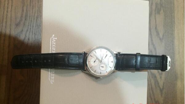 济南七万块钱的积家大师手表回收价格能有多少钱?