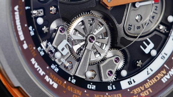 济南二手里查德米尔手表回收价格能卖多少钱?