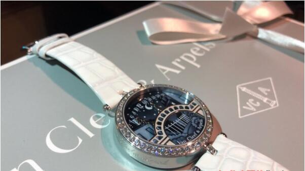 济南哪里回收二手梵克雅宝手表?回收价格能有多少?