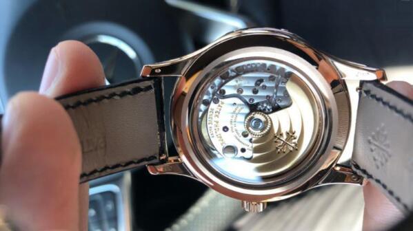 济南三十五万买的百达翡丽手表回收价格多少钱?