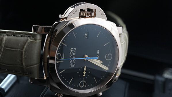 济南哪里可以高价回收二手沛纳海手表?