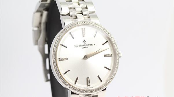 济南二手江诗丹顿手表回收价格一般多少钱?