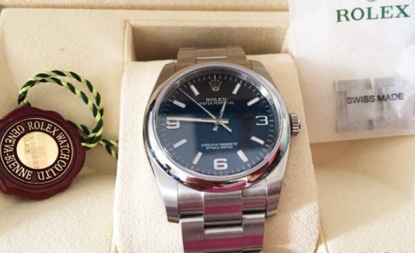 济南二手劳力士蚝式恒动手表回收价格如何?