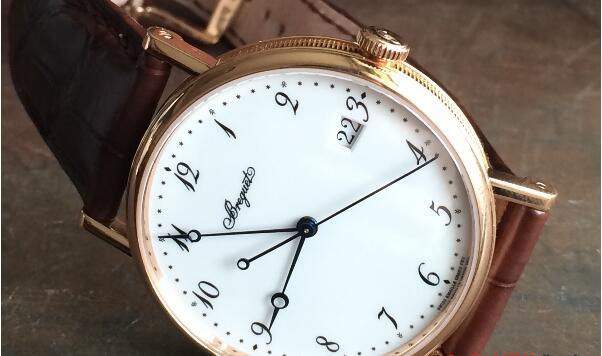 北京哪里回收宝玑经典系列手表?回收二手名表价格如何