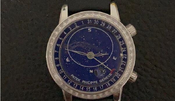 北京二手百达翡丽手表回收中心在哪里?