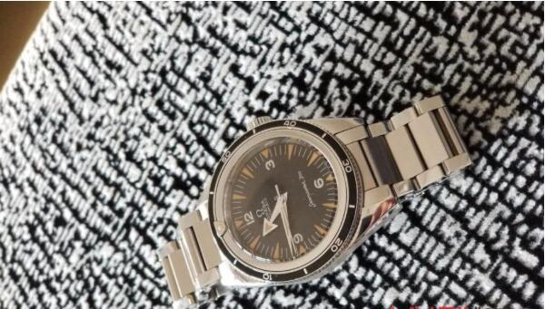 北京二手欧米茄海马手表回收行情如何
