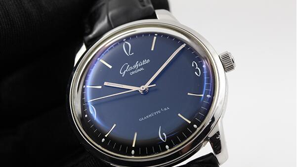 济南哪里有回收格拉苏蒂原创手表的地方?