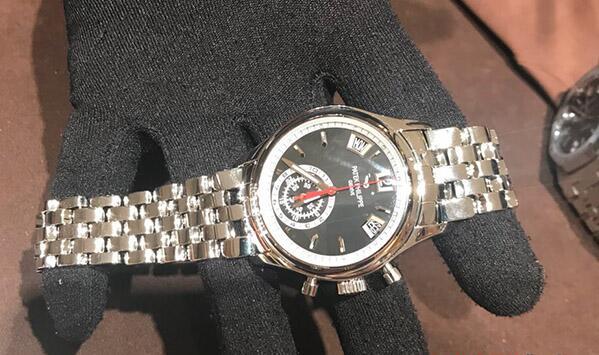 济南二手百达翡丽5960手表回收行情怎么样?