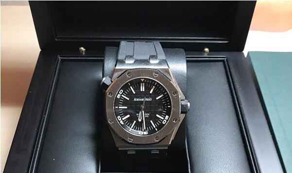 济南爱彼皇家橡树离岸型15710手表回收哪里有店?