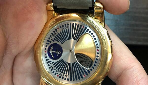 二手雅典奇想系列手表在济南回收行情价格如何?