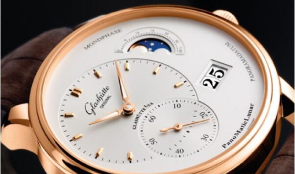 北京哪里回收二手格拉苏蒂原创手表?