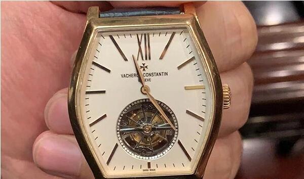 济南二手江诗丹顿马耳系列腕表回收价格多少钱?
