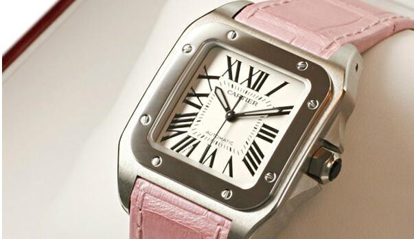 济南回收二手卡地亚山度士手表价格怎么样?