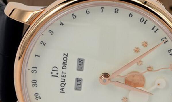 北京二手雅克德罗星辰腕表回收价格如何?