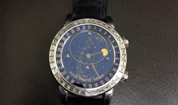 北京哪里有回收二手百达翡丽手表的奢侈品店?