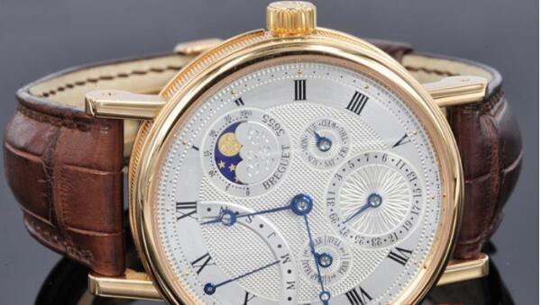 北京哪里回收宝玑手表,二手名表回收价格怎么样!