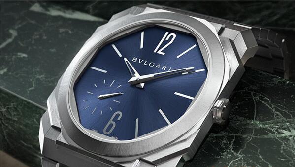 二手宝格丽OCTO手表在济南一般能几折回收!
