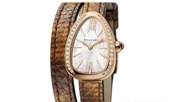 济南哪里回收二手宝格丽SERPENTI系列蛇形手表价格正规