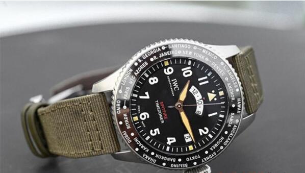 北京哪里回收二手万国飞行员系列手表价格高