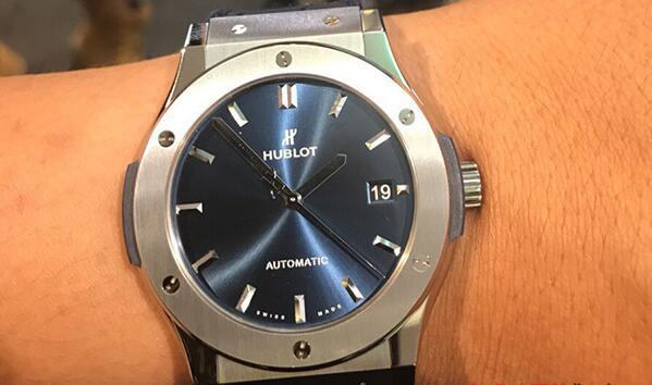 北京二手宇舶经典融合系列手表回收一般多少钱?