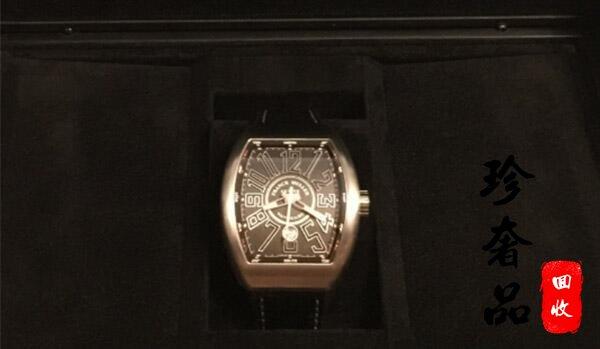 北京法穆兰手表有回收的吗?二手价格怎么样