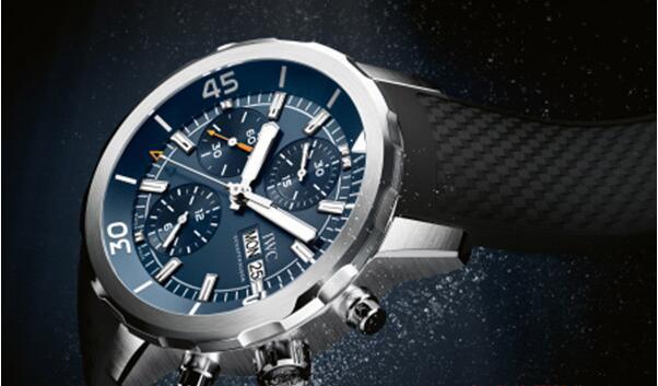 济南二手万国海洋时计IW376805系列腕表回收价格