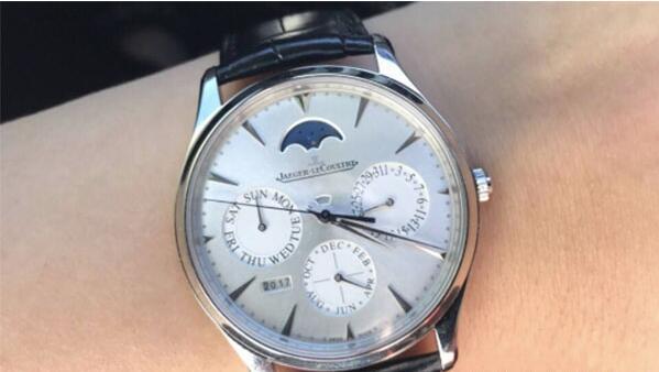 济南二手积家大师系列手表回收价格一般能有几折