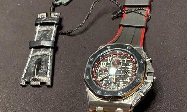 济南哪里回收二手爱彼皇家橡树离岸26470系列手表