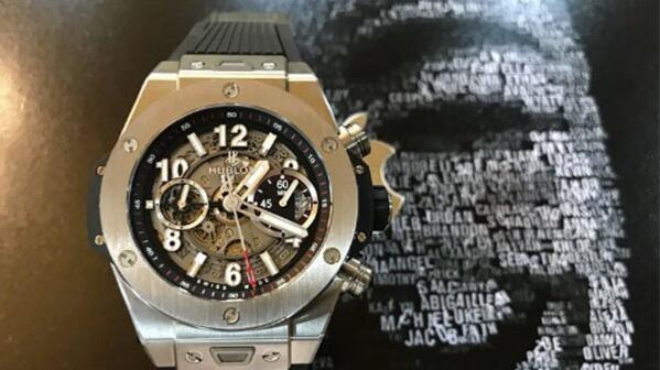 济南哪里有正规回收宇舶bigbang系列运动手表的店?