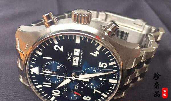 北京二手万国IW377717手表回收价格一般多少钱?