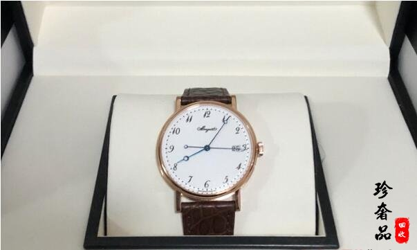 宝玑手表在北京本地回收变现一般值多少钱?
