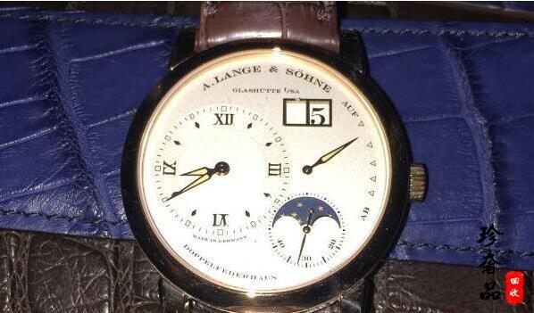 济南二手朗格手表一般回收价格是原价的几折?