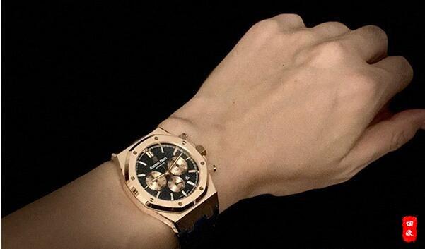 济南二手爱彼皇家橡树26331手表回收价格如何?