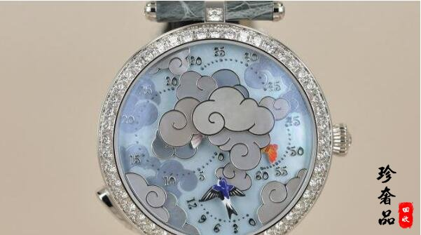 济南梵克雅宝手表哪里有回收?二手名表应该怎么回收?
