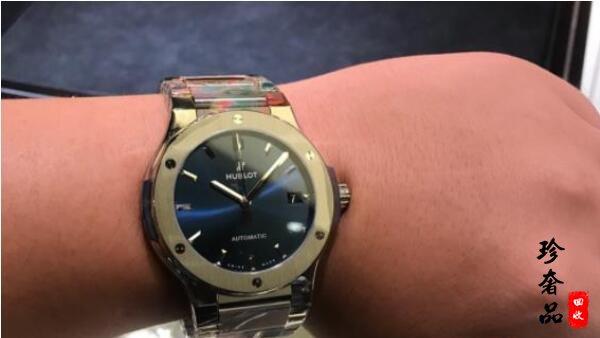 济南宇舶手表回收中心,二手名表回收价格如何?