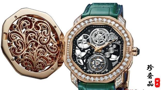 济南宝格丽BVLGARI二手珠宝手表哪里回收价格高
