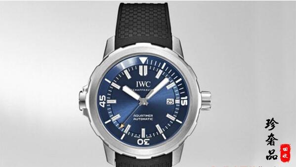 万国IWC海洋时计系列手表在济南回收多少钱?