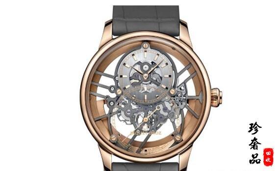 雅克德罗偏心大秒针系列手表值钱吗?济南哪里有正规回收名表店