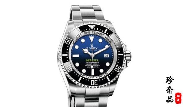 济南劳力士海使型系列手表几折回收?哪里的收购价格高
