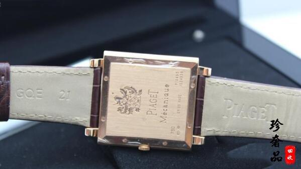 济南伯爵手表几折回收?节后的名表回收行情如何?