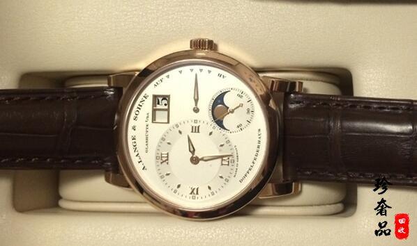 济南二手朗格LANGE 1手表回收行情价格如何?