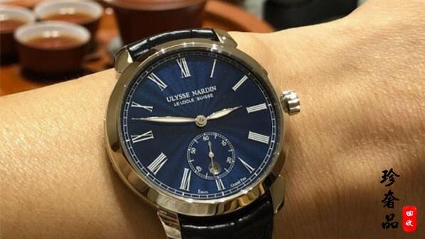 北京雅典表鎏金系列手表回收价格多少钱?都需要注意哪些因素