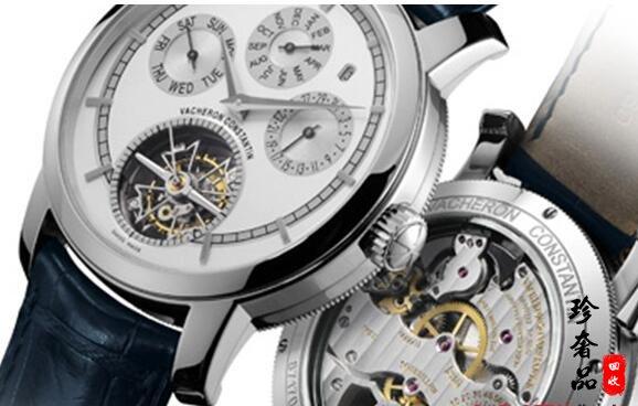 济南江诗丹顿80172/000P-9589手表哪里有回收的店?