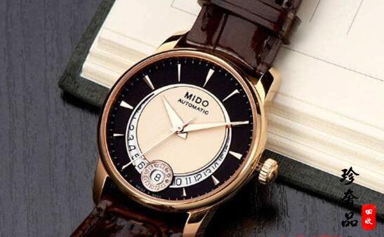 美度手表和浪琴哪个好?在济南奢侈品店都可以回收吗